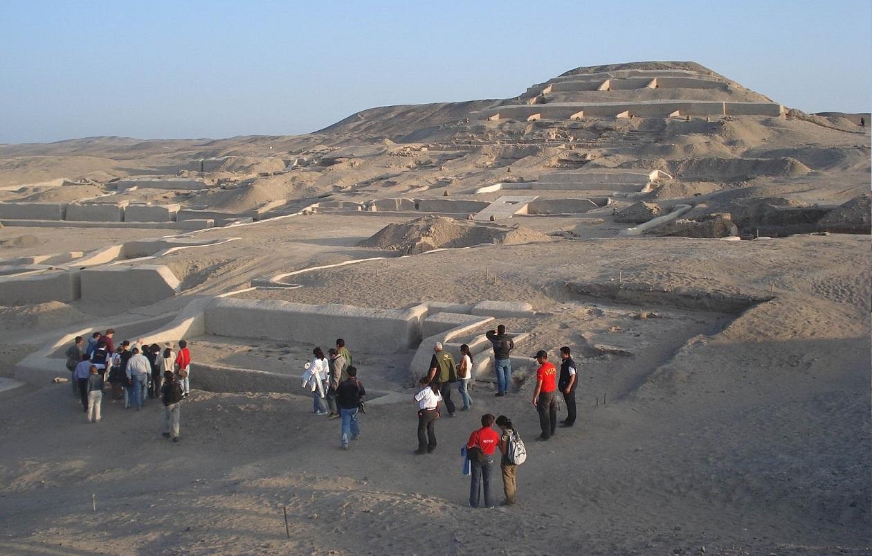Sítio Arqueológico Cahuachi