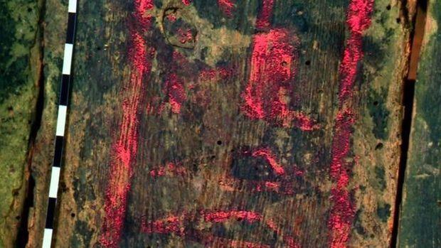 Uma das revelações descobertas foi o nome da múmia: 'Irethorru'