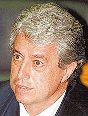 Sérgio Naya morreu ontem, em um quarto do hotel Jardim Atlântico, zona sul de Ilhéus