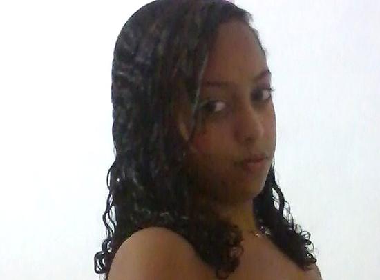 Karine Lorraine Chagas de Oliveira, 14, morreu durante a invasão do atirador na escola do Rio