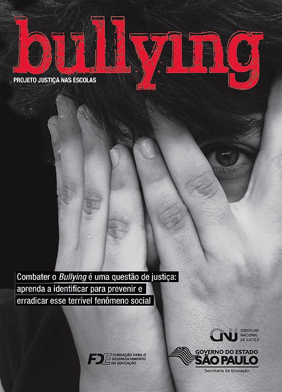 Cartilha para professores - bullying