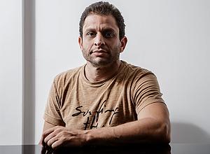 O auditor fiscal Alexandre Cardoso Magalhães, envolvido no esquema de fraude do ISS