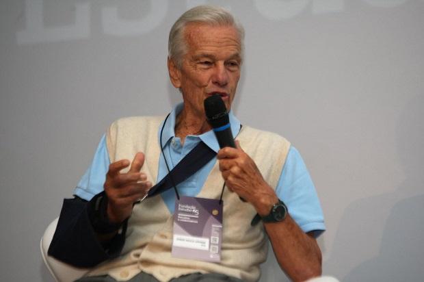 """Jorge Paulo Lemann, sócio da Ambev, é um dos seis brasileiros mais ricos, segundo a """"Forbes"""""""