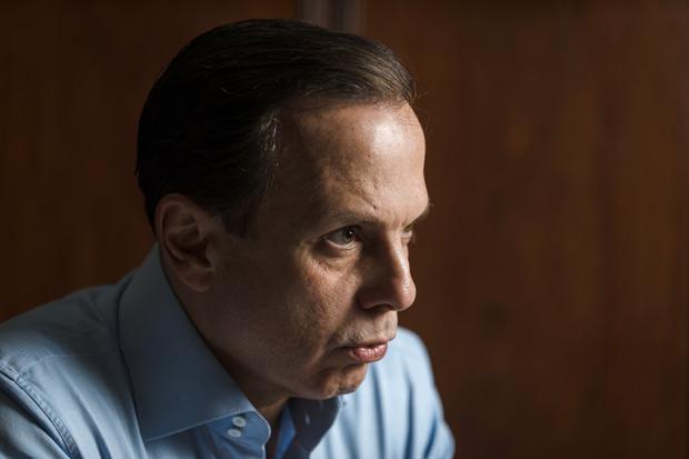 João Doria (PSDB), que tem conversado com prefeitos paulistas sobre disputar o governo de SP