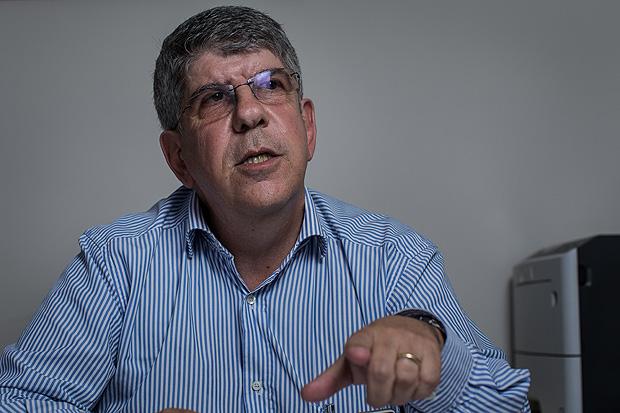 O vereador Antonio Donato, líder da oposição paulistana