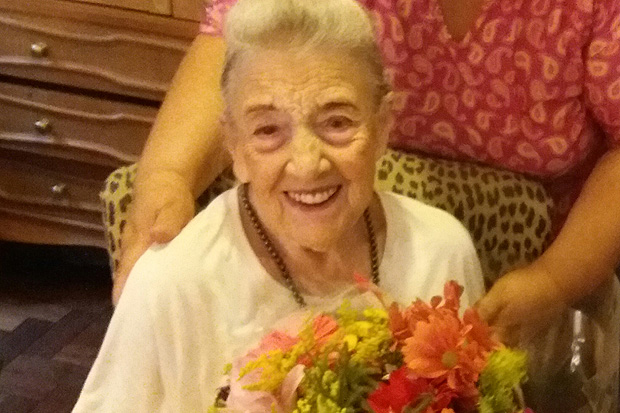 Maria Luiza Ourique do Amaral Fadul (1916-2017)