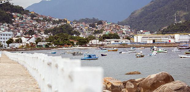 Rio de Janeiro, Rj, BRASIL. 15/12/2017; Angra dos Reis e regiao, são refúgios de criminosos e tem aumento na violencia no ultimo ano. ( Foto: Ricardo Borges/Folhapress)