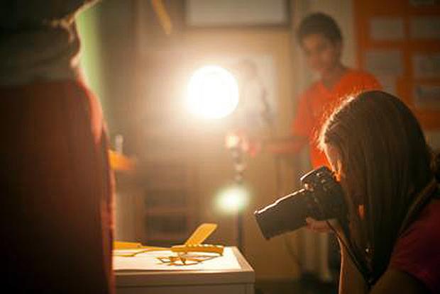 Ana Clara Machado Tomelin, 15, aluna do colégio Móbile Credito Divulgação DIREITOS RESERVADOS. NÃO PUBLICAR SEM AUTORIZAÇÃO DO DETENTOR DOS DIREITOS AUTORAIS E DE IMAGEM