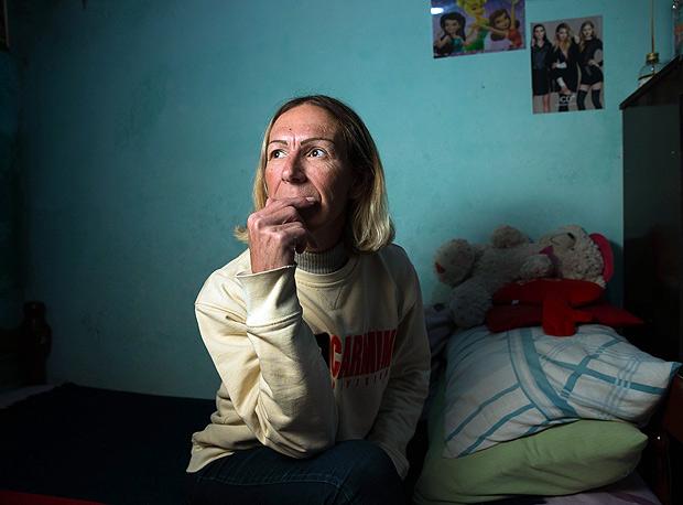 Patrícia, vítima da Operação Tarântula, que prendeu travestis e trans sob pretexto de combate à Aids