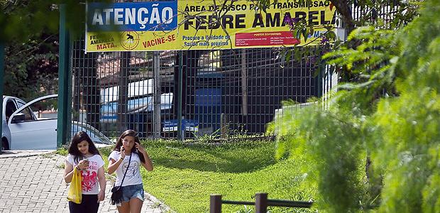 SAO PAULO/SP BRASIL. 17/01/2018 - Parque linear em Mairipora, cidade epicentro da crise da febre amarela em São Paulo.(foto: Zanone Fraissat/FOLHAPRESS, COTIDIANO)***EXCLUSIVO***