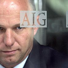 Ajuda bilionária salvou seguradora AIG