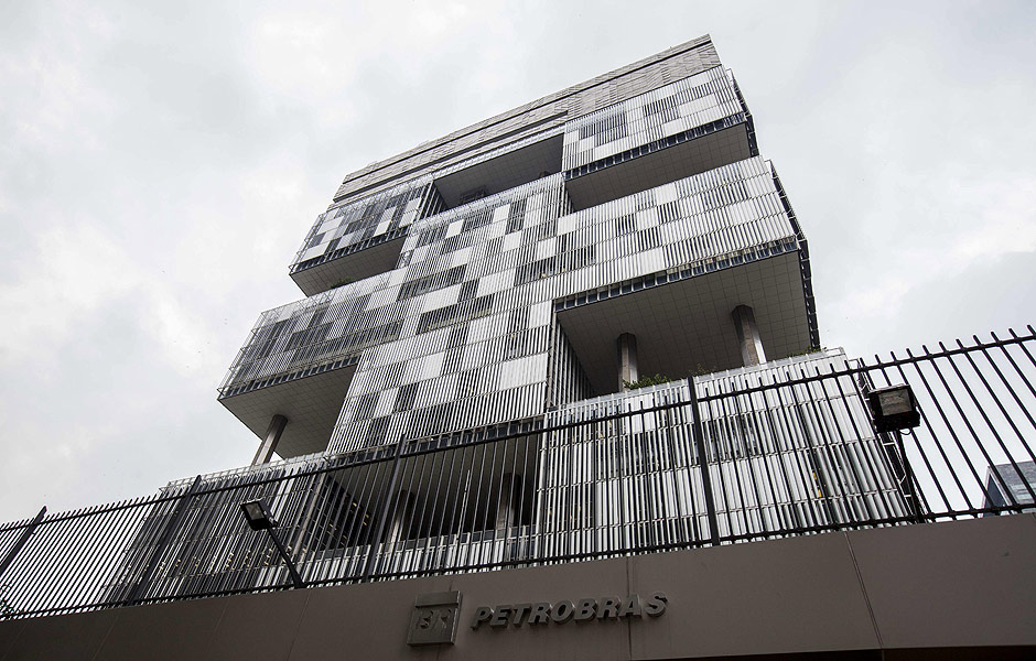 Sede da Petrobras no Rio de Janeiro; corrupção na empresa é o centro da investigação da Lava Jato