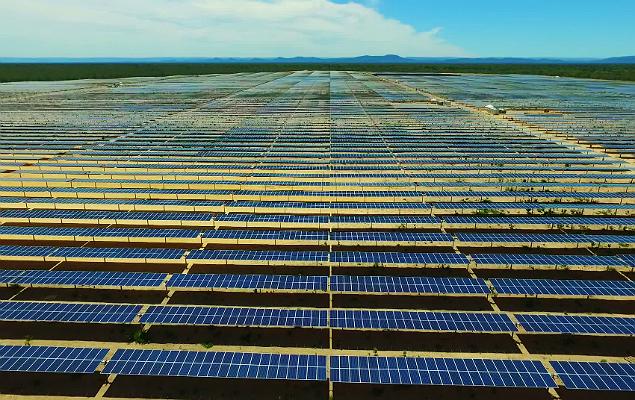 o brasil que da certo energia parque solar da enel na bahia ***DIREITOS RESERVADOS. NÃO PUBLICAR SEM AUTORIZAÇÃO DO DETENTOR DOS DIREITOS AUTORAIS E DE IMAGEM***