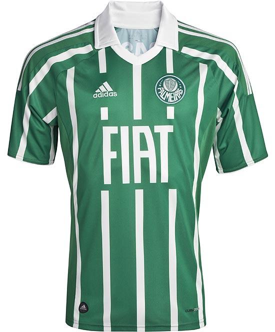 Palmeiras estreia camisa igual à da era Parmalat contra o Vasco ... e7dd91a0a7d5c