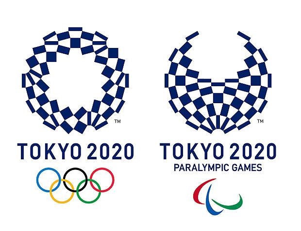 Resultado de imagem para jogos ,olimpicos - logos tokyo