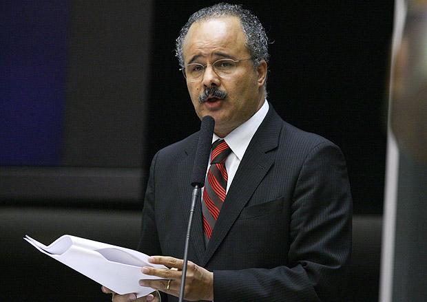 Deputado Vicente Candido (PT-SP), relator da reforma política