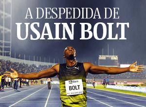 Usain Bolt – Editoria de Arte