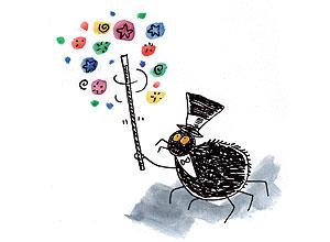 Abracadabrella birdsville