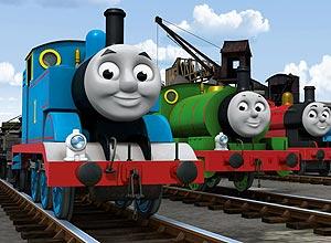 """Desenho """"Thomas e seus amigos"""" estreia episódios inéditos no SBT"""