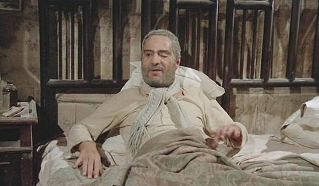 Nino Manfredi no papel de Giacinto Mazzatella