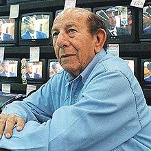Empresário Girsz Aronson, 91, morreu nesta em decorrência de um câncer