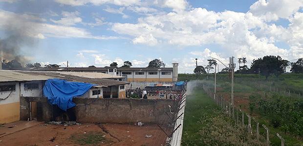 Presos da Colônia Agroindustrial fazem rebelião; há mortos e feridos, ainda sem número confirmado
