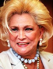Hebe Camargo era amiga da atriz