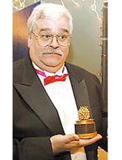 John Wilson, criador dos Razzies