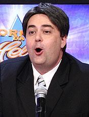 O humorista Zé Américo será o apresentador da nova atração do SBT