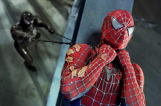 """Cena de """"Homem-Aranha 3""""; quarto filme da série não deve ser produzido, e Sony vai reiniciar franquia"""