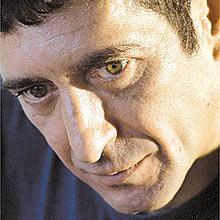 Glauco em foto de 2002; cartunista foi morto nesta madrugada em tentativa de sequestro
