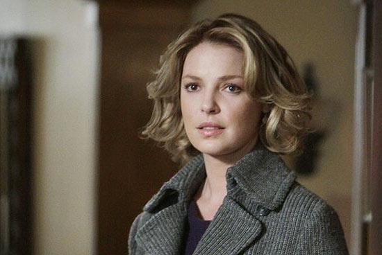 """Katherine Heigl já deixou elenco de """"Grey's Anatomy"""", diz ..."""