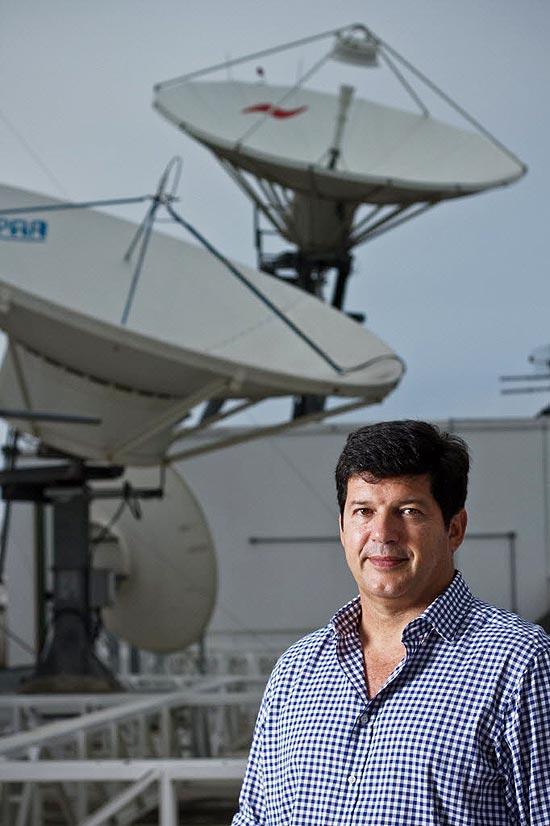 O executivo Alberto Pecegueiro, diretor-geral da Globosat