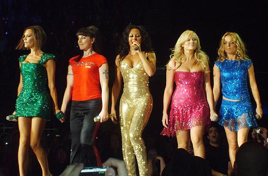 Diferenças entre Spice Girls têm dificultado conclusão de musical