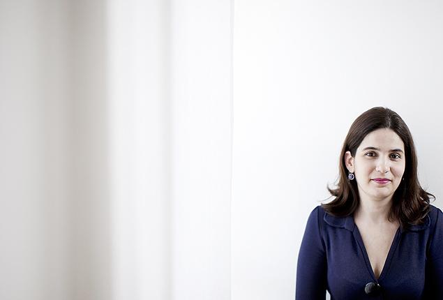 A escritora paulistana Lilian Carmine