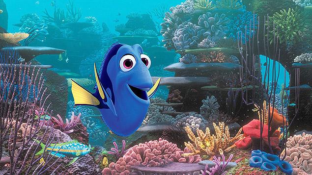 """News: Pixar anuncia """"Procurando Dory"""", para 2015 5"""