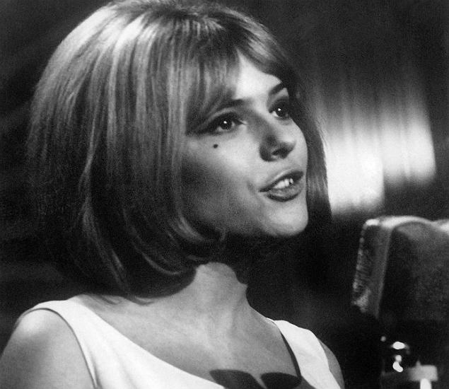 France Gall no Eurovision de 1965