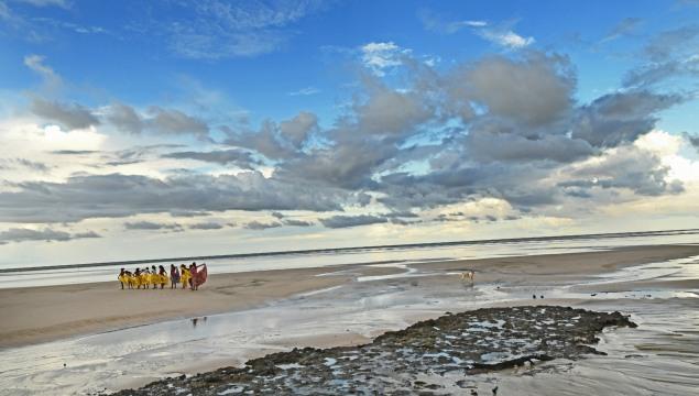 Céu beach