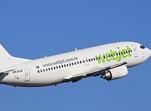 A Webjet detém menos de 6% de participação no mercado doméstico de aviação comercial