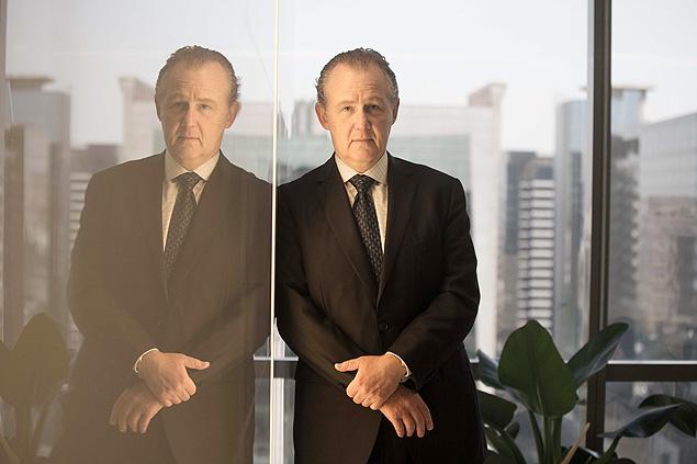 Bernardo Parnes, que é presidente do banco alemão Deutsche Bank na América Latina