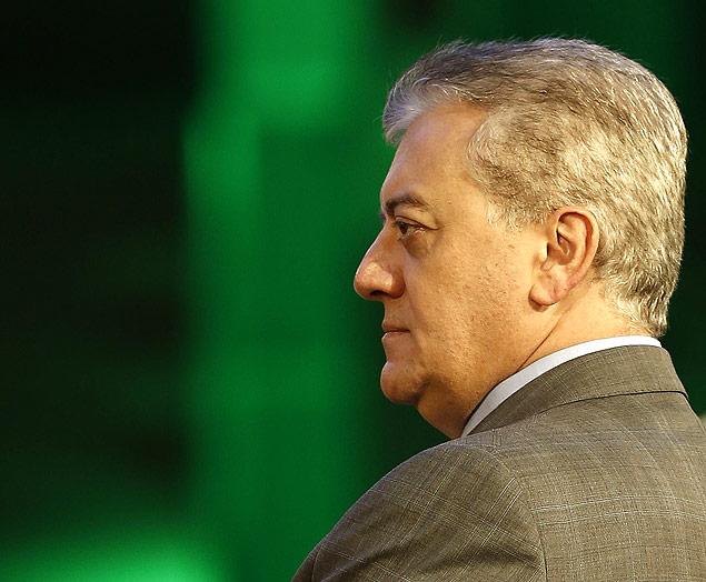 Aldemir Bendine, ex-presidente da Petrobras e do Banco do Brasil