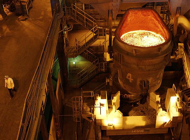 Produção de aço; CSA é investigada por concessão de benefícios fiscais pelo governo fluminense