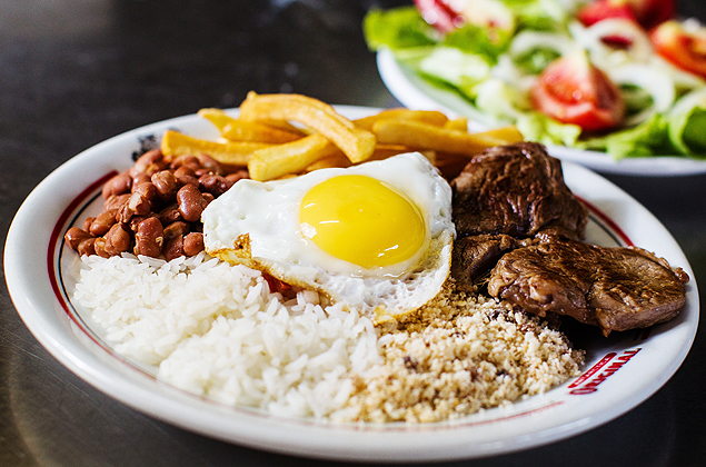 Preço dos alimentos do prato feito do brasileiro sobe e pesa no bolso do consumidor