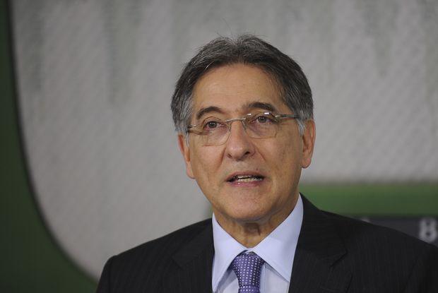 O governador de Minas, Fernando Pimentel (PT)