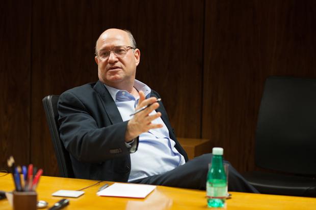 Ilan Goldfajn, presidente do BC: lucro com reservas internacionais ajudava governo