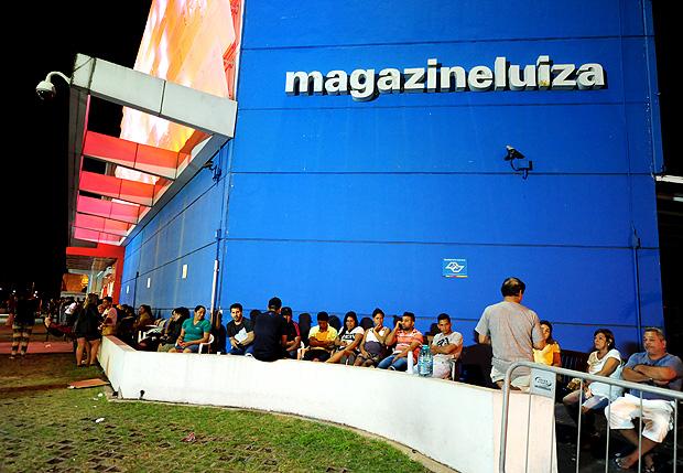 Magazine Luiza é uma das ações que farão parte da carteira do Ibovespa até maio