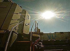 PALMAS / TOCANTINS / BRASIL - 09/09/17 - :00h - Visitamos o terminal de transbordo em Palmas e o terminal portuário em Itaqui. TERMINAL INTEGRADOR DA VLI - TI PALMEIRANTE. ( Foto: Karime Xavier / Folhapress). ***EXCLUSIVO***MERCADO