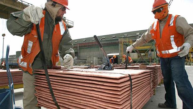 Como o preço do cobre disparou - e o que a China e os carros elétricos têm a ver com isso -- A China é o principal consumidor de cobre do mundo