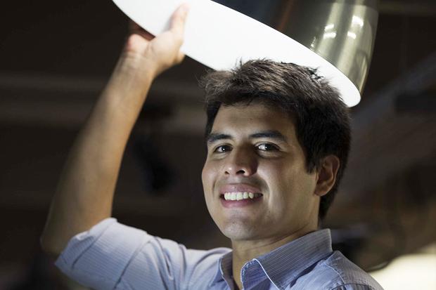 MERCADO - Daniel Bedoya, presidente da Cabify no Brasil 08/01//2018 Foto: Marlene Bergamo/FolhaPress -017