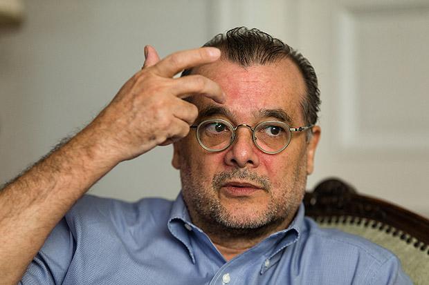 """O economista Gustavo Franco, ex-presidente do BC e autor do livro """"A Moeda e a Lei"""""""